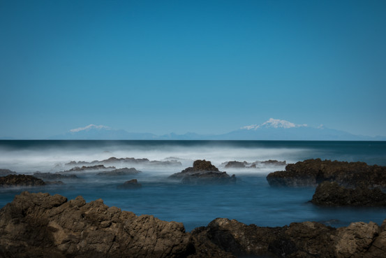 Ghost waves and the Kaikouras