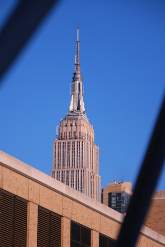 Empire State Building, NYNY