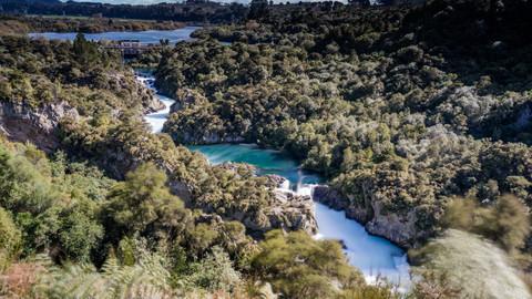 Aratiatia rapids, Lake Taupo
