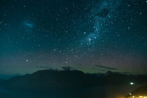 Night Sky over Queenstown