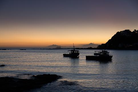 Island Bay Sunset