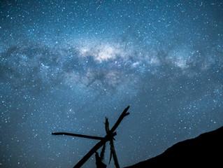 Nice night to look up in Wellington