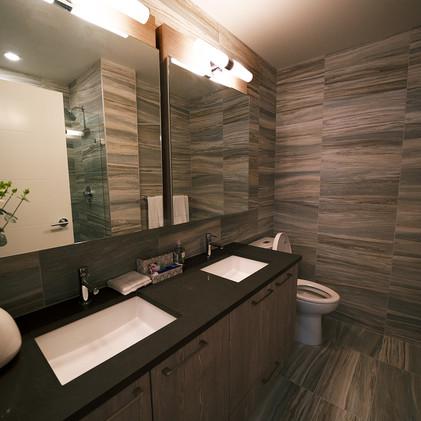 Decorated Master Bath