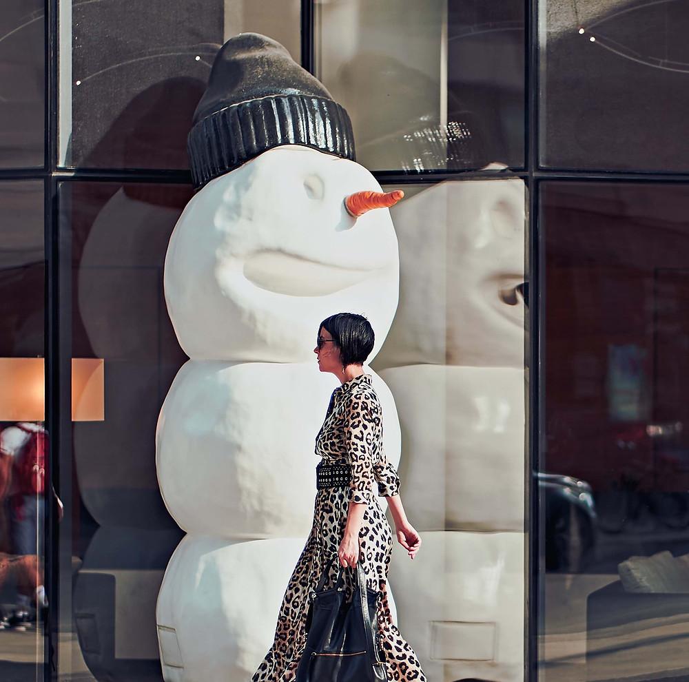Snowman architecture - verksamhetsarkitektur