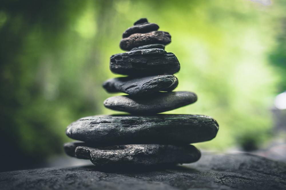 stenar som skapar nytta- precis som verksamhetsarkitektur för organisationer
