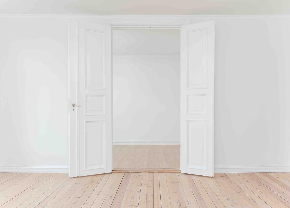 Öppna dörren inför val av EA-verktyg.
