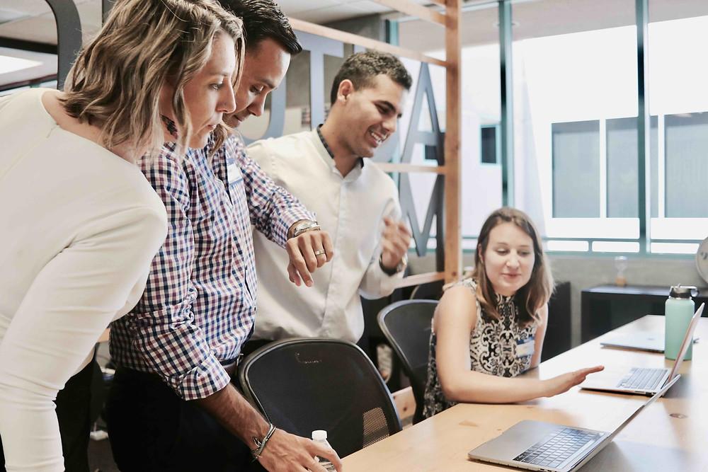 Samtal om verksamhetsarkitektur i den digitala världen