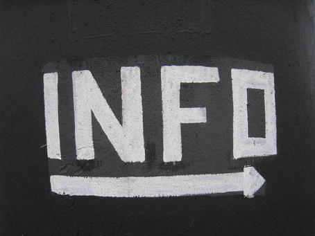 Lär dig skilja mellan information och data med hjälp av ett enkelt exempel