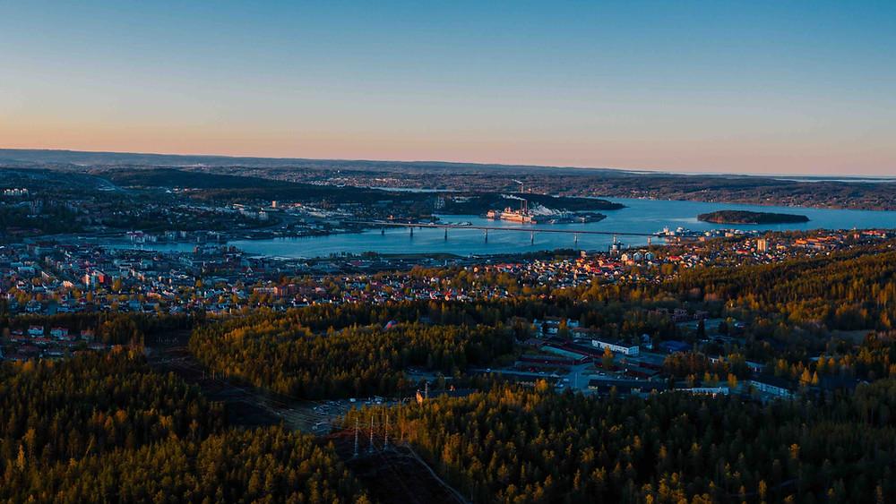 Sundsvall kommun förmågekarta