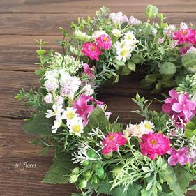 Happy wedding! Wildflower wreath.jpg