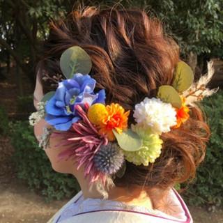Headdress for Kimono
