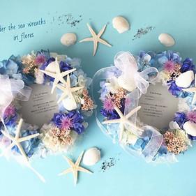 Happy Wedding!Under ther sea wreaths.jpg