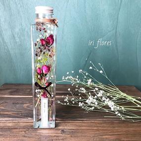 Rose herbarium for mother's day!!_・_明日は母