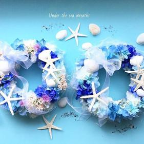 Happy wedding! Under the sea wreaths.jpg