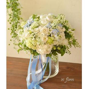 Happy wedding!!_・_来月のハワイ挙式にお持ちいただくブーケです。
