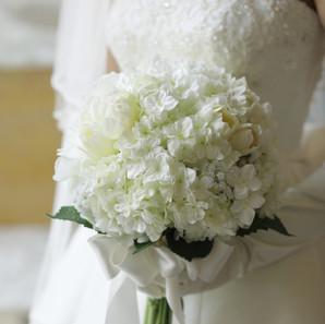 Hydrangea×Tulip Bouquet