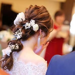 Offwhite headdress