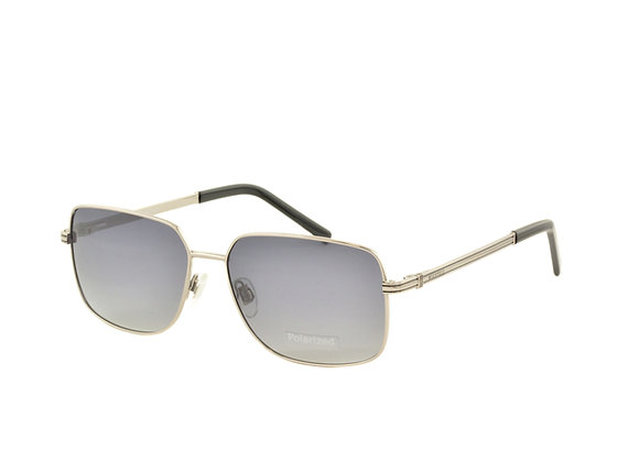 Солнцезащитные очки Megapolis 702 Black на фото