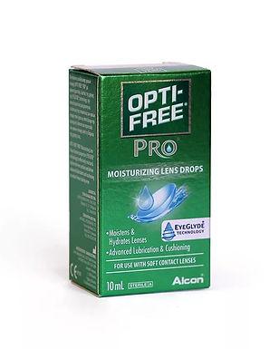 Opti – Free Pro Капли для линз