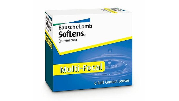 Ежемесячные Контактные линзы SofLens Multi-Focal