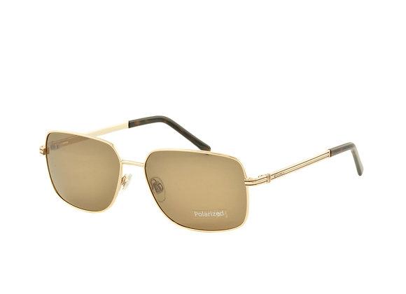 Солнцезащитные очки Megapolis 702 Gold на фото