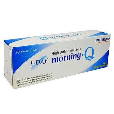 Однодневные Контактные линзы Morning-Q 1-DAY