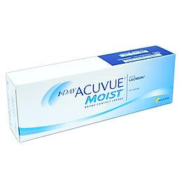 1-Day Acuvue Moist Johnson&Johnson - 2 упаковки