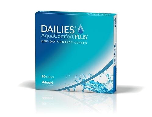 Dailies Aqua Comfort Plus 2 упаковки по 90 шт.