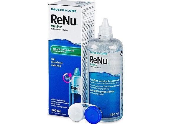 Раствор для линз RENU MULTIPLUS на фото