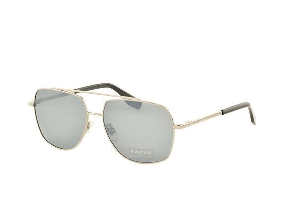 Солнцезащитные очки Megapolis 626 Black на фото