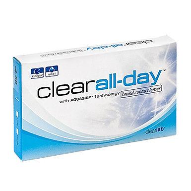 Ежемесячные Контактные линзы Clear All-day