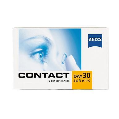 Ежемесячные Контактные линзы Zeiss Contact Day 30 Mediterranee