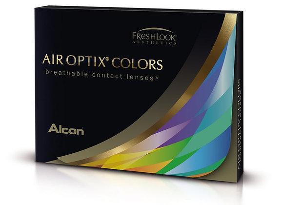 Цветные Контактные линзы AIR OPTIX COLORS, фото упаковки