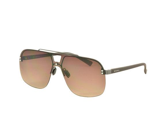 Солнцезащитные очки Megapolis 189 brown