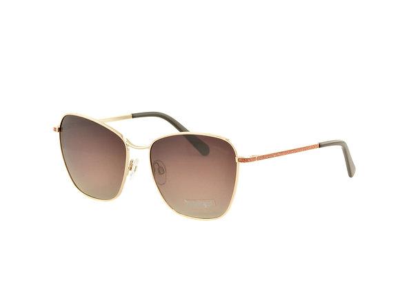 Солнцезащитные очки Megapolis 661 Brown на фото