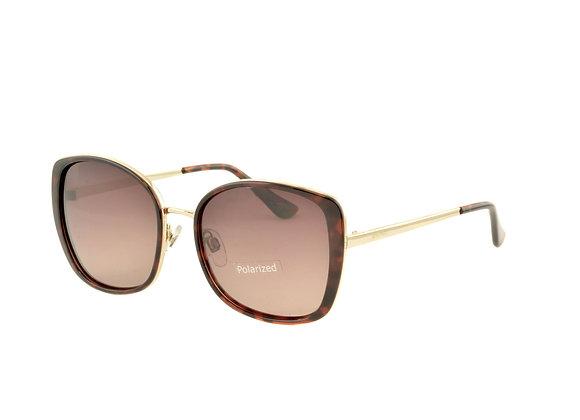 Солнцезащитные очки Megapolis 653 Brown на фото
