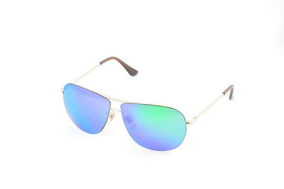 Солнцезащитные очки Megapolis 548 gold