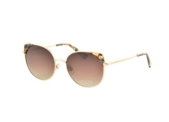 Солнцезащитные очки Megapolis 687 Brown на фото