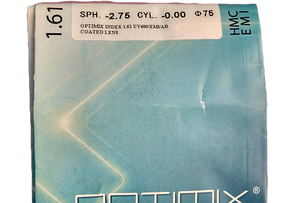 OPTIMIX 1,61 - фотография очковой линзы Оптимикс
