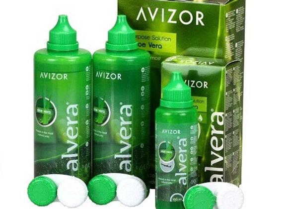 Avizor Alvera - Раствор для линз на фото