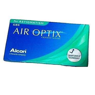 Ежемесячные контактные линзы AIR OPTIX for ASTIGMATISM