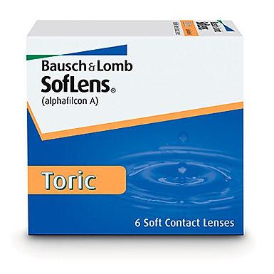 Ежемесячные Контактные линзы SofLens 66 TORIC