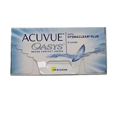 Контактные линзы Acuvue Oasys на 2 недели