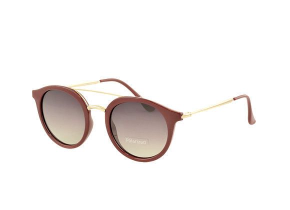 Солнцезащитные очки Megapolis 638 Red на фото