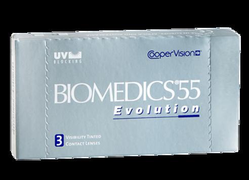 Фото Контактных линз Biomedics 55 Evolution