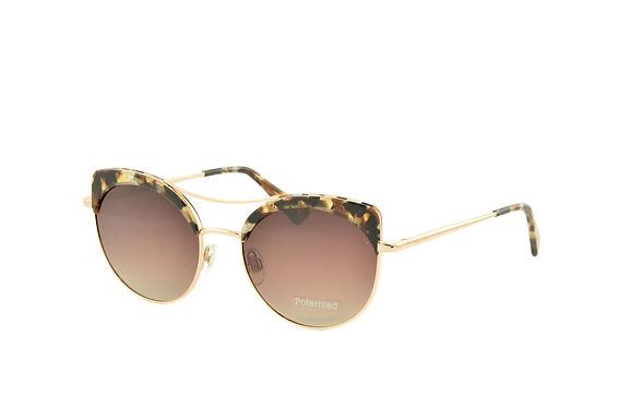 Солнцезащитные очки Megapolis 164 gold