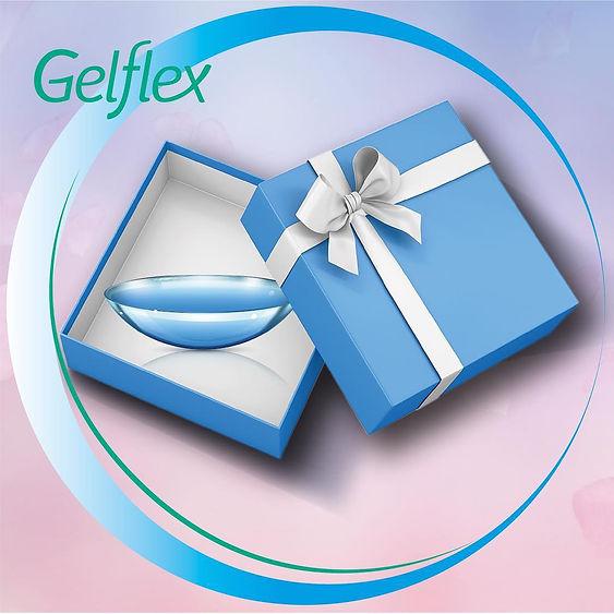 Гелфлекс - фото линз производителя Gelflex