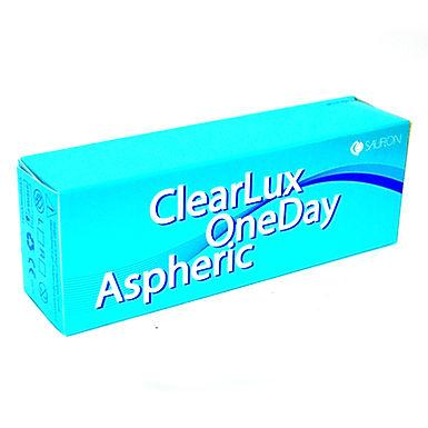 Однодневные Контактные линзы CLEARLUX ONEDAY ASPHERIC