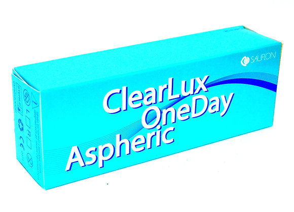 Контактные линзы CLEARLUX ONEDAY ASPHERIC