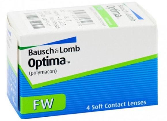 Контактные линзы OPTIMA FW на 3 месяца, фото